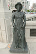 Statue of Laura Secord (died 1868) - Ottawa - Canada