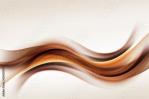 olas-marrones-oro-borrosa-fondo-abstracto