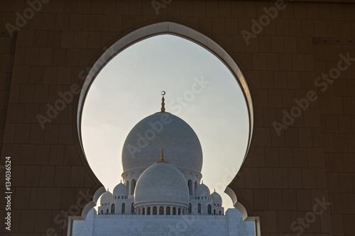 Poster Abu Dhabi
