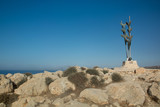 Peace Monument on Cape Greco, Cyprus