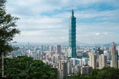 Poster Taipei 101 - Taipei