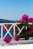 Santorini, Grecja, Oia - Luksusowy Resort z tarasem i pięknym widokiem na morze
