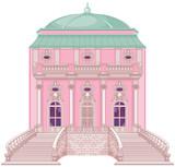 Romantic Palace for a Princess
