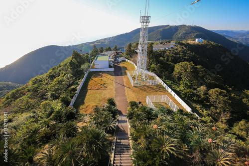 宮崎県串間市 都井岬灯台からの風景