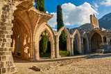 Bellapais Abbey in Kyrenia, Northern Cyprus