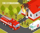 Fire Department Composition