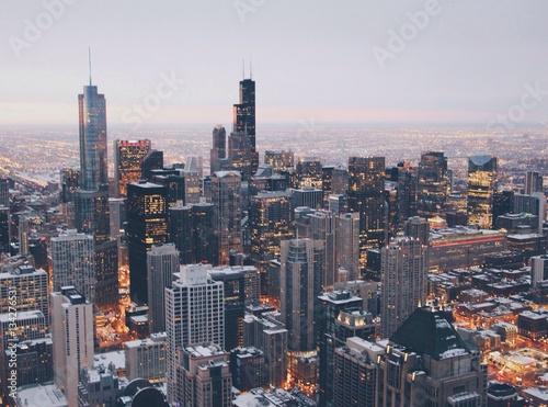 Aluminium Chicago The Rise