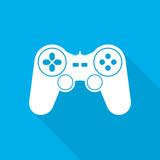 Joystick icon. Vecto...