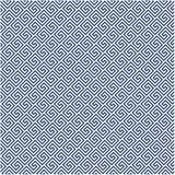 Diagonal meander style pattern - greek waves ornament background - 134375507