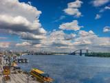 Kyiv river port