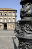 Napoli Palazzo Reale Piazza Plebiscito Italia Regio Foro Ferdinandeo