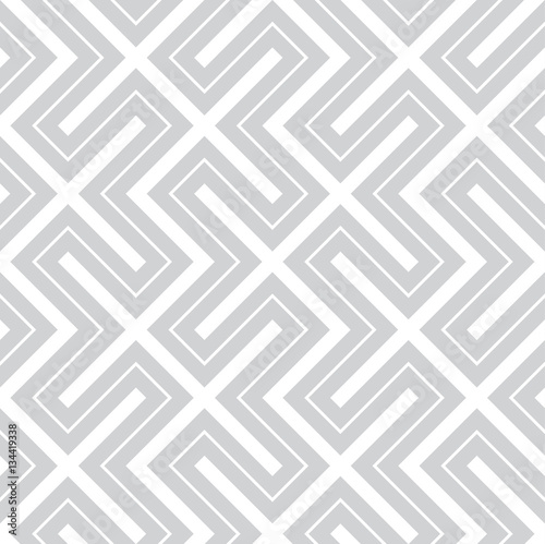 seamless geometric pattern  - 134419338