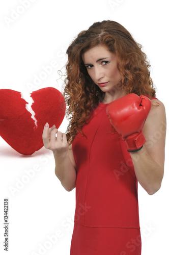 Poster Broken Heart