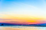 sea calm, Sunset - 134423500