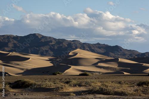 Poster Die Wüste Gobi - Mongolei