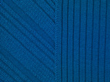 blue fabric texture close up