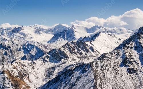 Mountains © kristinaloz