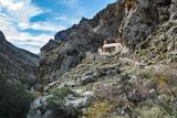 Kirche in einer Schlucht bei Plakias - Kreta