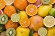 soczyste owoce cytrusowe