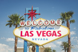 Welcome to Las Vegas neon sign