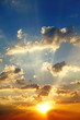 Cloud beautiful sky beautiful sunset nature summer outdoor
