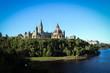 Parliament Hill view, Ottawa, Canada