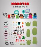 Monster Character Kit
