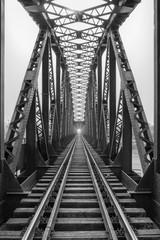 Railway Bridge,Adana,Turkey © Sondem