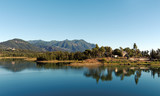 Barrage en Haute Corse