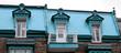 Finestre delle case di Montreal, Canada