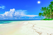 sun Caribbean beach