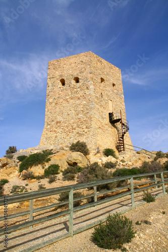 Poster la tour Sainte Hélène