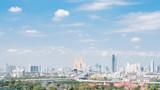Landscape of Bangkok.Thailand