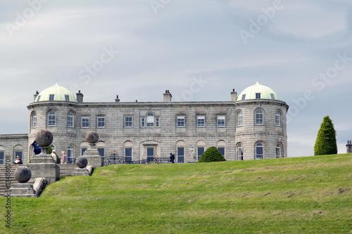 Powerscourt Estate Dublino Irlanda Poster