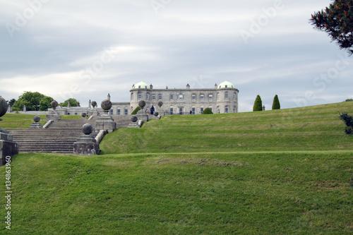 Stampa su Tela Powerscourt Estate Dublino Irlanda