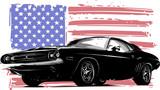 samochód americana