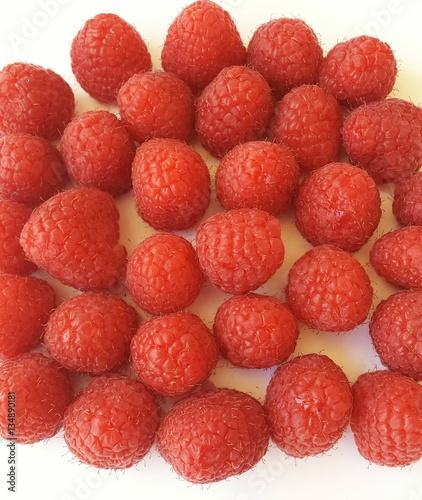 landscape raspberries
