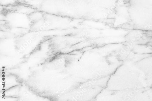 White Carrara Marble natural light surface texture