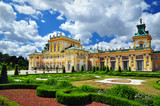 Wilanow historical building in Warsaw castle - 134939770