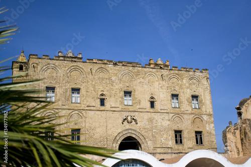 Papiers peints Palerme Il Palazzo della Zisa di Palermo - Sicilia