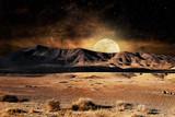 paysage aride terre sèche sec changement climatique montagne la
