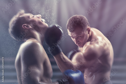 Poster Fighting