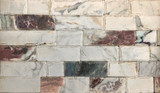 marble texture decorative brick, wall tiles made of natural stone