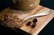 Dark Espresso Mousse au chocolat