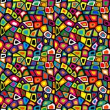 Colorful mosaic seamless - 135093310