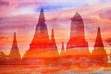 Photo beautiful Buddhist temples