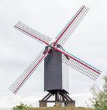 Wind mill Sint Janshuismolen