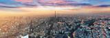 Panorama Paryża - panorama