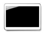 tablet white screen technology digital