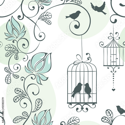 slubny-bezszwowy-wzor-wektorowa-ilustracja-z-kwiatami-i-ptakami